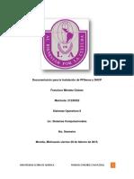 Documentación Para La Instalación de PFSense y DHCP 2