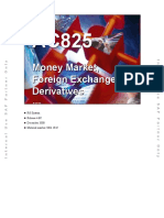 AC825_46C_Money Market -Foreign Exchage and Derivatives