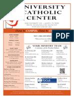 UCC Bulletin 5-01-2016