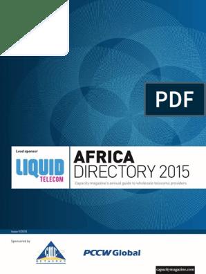 Africa Directory | Telecommunication | Internet Service Provider