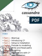 CassandraTraining v3.3.4