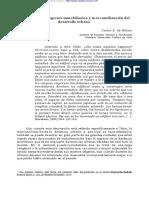 DEMATTOS_Globalización, Negocios Inmobiliarios y Mercantilización