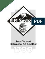 1700 Manual