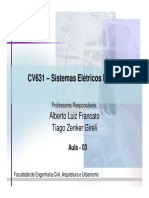 CV631-Aula-3-2S-2013