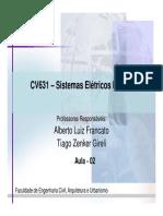 CV631-Aula-2-2S-2012