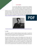 Crónicas de Luis Tejada