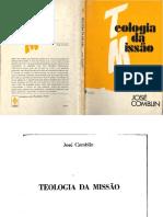 Teologia Da Missão - José Comblin