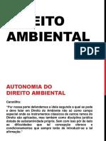 02 Aula - Introdução Ao Direito Ambiental (1)