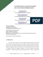 ARTIGO_Benefícios Competitivos e Conflitos Em Rede Horizontal Do Setor Supermercadista