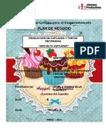 Formato Plan de Negocio Angyelis Cupcake