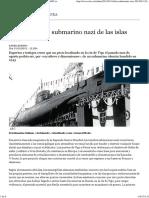 El Misterio Del Submarino Nazi de Las Islas Cíes - ABC.es