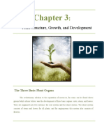 Chapter 3 and 4 (Plant structure and Angiosperm reproduction)