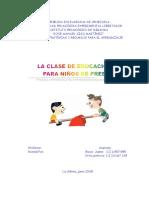 Ejemplo Material Impreso Guía de Educ Fisica