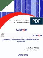 04. APSAS - Communication Protocols