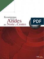 Ecosistemas de Los Andes Del Norte y Centro
