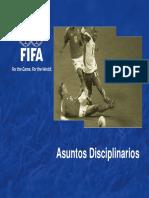 23. Asuntos Disciplinarios