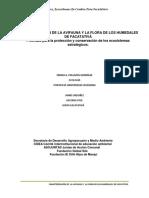 Caracterización de La Avifauna y La Flora de Los Humedales de Facatativá Collazos s Ordoñez j 2013