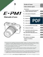 Manuale d'uso E-pm1
