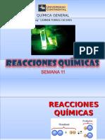 13. REACCIONES QUÍMICAS 2015-II.ppt