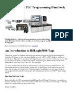 Allen Bradley's PLC Programming Handbook