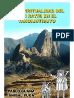 La Espiritualidad en el Tahuaintisuyu. Pablo guaña
