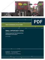 Small Opportunity Cities