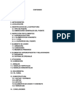 Informe Inspección Del Puente Río Jerez