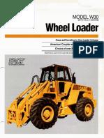 Cce WL W Series W30 Brochure 06-09-2009