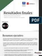 Presentación de informe de resultados de Hackeo al Financiamiento Político