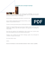 Novena a São José Operário para conseguir emprego.docx