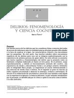 Fenomenología y Ciencia Cognitiva