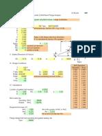 Cálculo Flange ASME VIII 1 Apendice 2