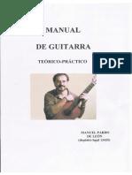 Manual fácil de como tocar Guitarra 1