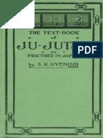 The Text-book of Ju-jutsu. as Practised in Japan