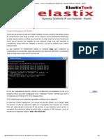Curso Basico de Elastix - Como Crear Extensiones _ ElastixTech - Aprende Telefonia IP Asterisk - Elastix