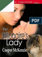Cooper McKenzie - Billionaire's Lady [Sequel to the Billionaire's Mate], The