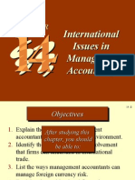 Management Accounting - Hansen Mowen CH14