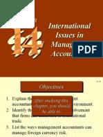 Management Accounting - Hansen Mowen CH14