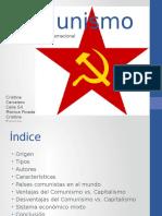 El Comunismo