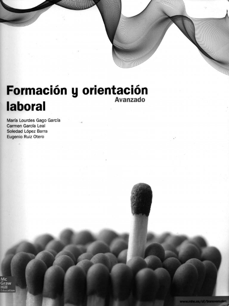 Formación Y Orientación Laboral Avanzado Fol Mcgraw Hill 2014
