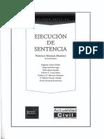 Ejecucion de Sentencia