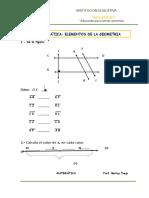 Fichas matematica primaria