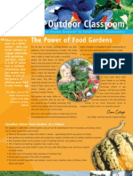 18 - Learning Grounds Newsletters, Fall 2006