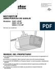 Manual Liftmaster