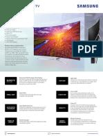 Samsung KS9000 SUHD 4K Quantum dot display