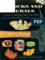 79688759 Rocks and Minerals a Golden Nature Guide