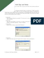 SAS Tips and Tricks.pdf