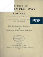 The Book of the Simple Way