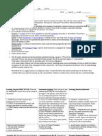 scienceinquirylessonplanformat