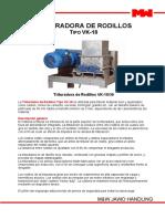 Twin-roll Crusher - VK18_Spanish.pdf
